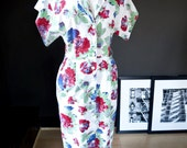 Toulouse... Vintage floral print dress