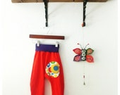 Harem Pants Flower Power