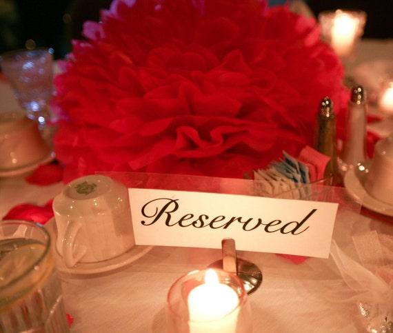 Items Similar To Wedding Tissue Paper Pom Poms
