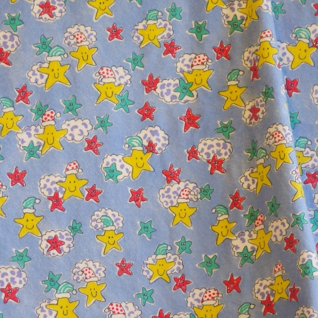 Quilting Flannel Print Fabric FabriQuilt 6176 by DartingDogFabric