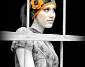 Camo Crochet Headband