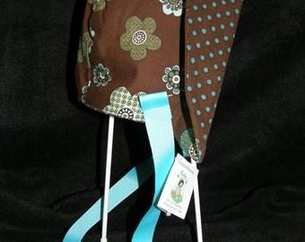 Baby Bonnet Reversible