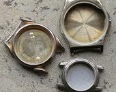 Wrist Watch Cases -- set of 3