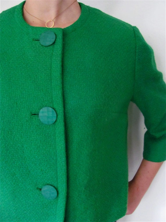 The Kelly Green Not Just For Girl Scouts Jacket