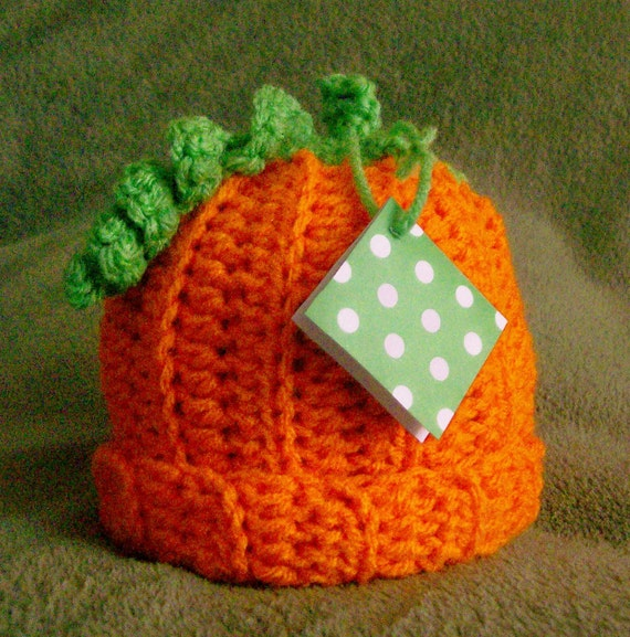 Pumpkin Hat is Just Spicy Enough