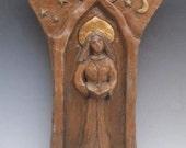 Handmade St. Sophia Statue: Wisdom