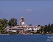 Lonz Winery on Western Lake Erie - Great Lakes Fine art