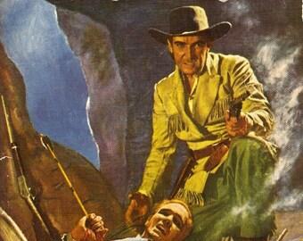 Navajo Canyon Tom W. Blackburn 1953 PB 1st Western