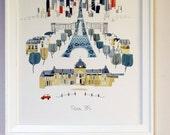 Paris Eiffel Tower (seasonal release)