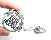 Game of Thrones - Targaryen dragons pendant necklace