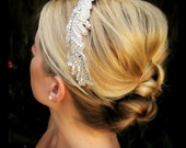 Marina  Rhinestone wedding Bridal Headband, wedding accessories, bridal accessories