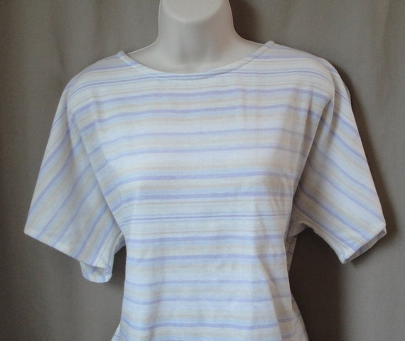 M - Mastectomy Shirt / Post Surgery Clothing / Special Needs for Hospice & Seniors / Shoulder Surgery / Breastfeeding / Rehab- Style Tracie