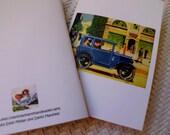 Mini  Planner, Notebook, Pocket Journal, Gift for Boys