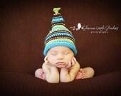 Baby Hats, Newborn Hat, Baby Boy Hats, Baby Girl Hats, Newborn Baby Hat, Knit Newborn Hat, Baby Elf Hat, Newborn Photography Prop
