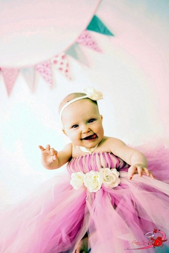 Newborn Baby Girl Tutu Dresses Tutu Dress Flower Girl Dress