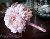 Wedding Bouquet Pink Peony Wedding Bouquet