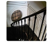 Staircase Gustave Moreau House Paris France 8 x 8 Photograph