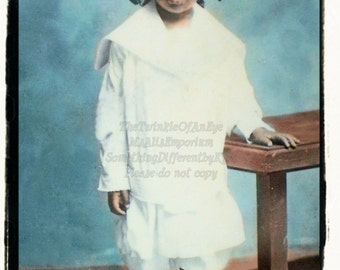 Little Sweetheart, vintage photograph, photo, digital download