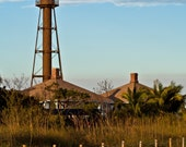 "Sanibel Lighthouse - 5""x7"" Color Photography Print  - Southwest Florida SWFL island landmark"