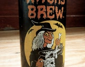 Witch's Brew Beer Can