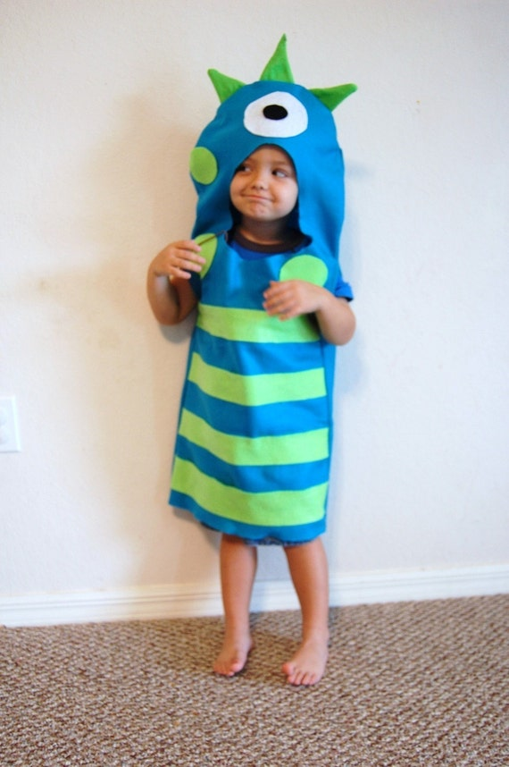 One Eyed Monster Dress Up Costume