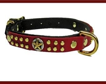 Little Rebel Custom Dog Collar