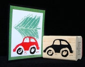 car rubber stamp