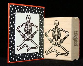 bendy skeleton