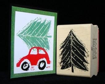 modern pine tree