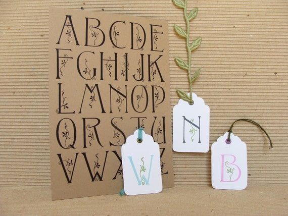 Alphabet no unmounted rubber stamp from
