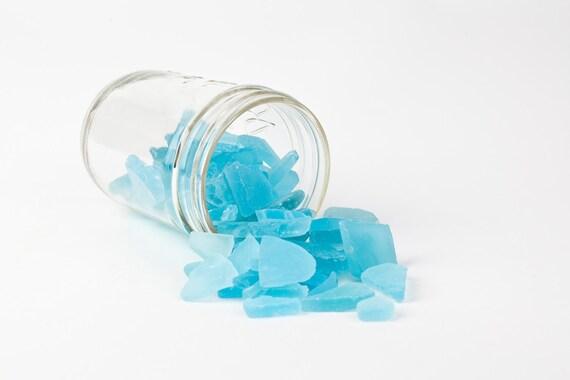 Sky Blue Sea Glass