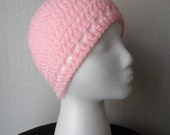 Hazel Hat in Baby Pink - Ready to Ship - FREE US Shipping