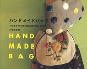 Japanese sewing pattern BOOK bHP handmade bag by Naoko Shimoda