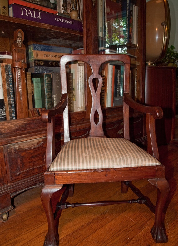 Childs English Chippendale Chair
