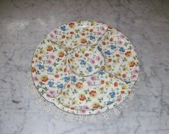 Chintz Tray  //