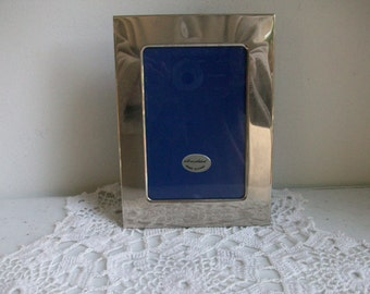 Silver Picture Frame /