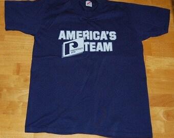 America's Team - Preferred Risk - Vintage T-Shirt - L