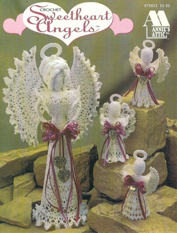 Annie S Attic Sweetheart Angels Thread By Patternpeddlerannex