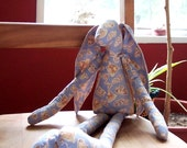 Rabbit Doll: Long Legged Rabbit E Pattern by JDConwell