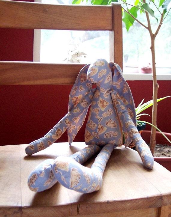Rabbit Doll: Long Legged Rabbit E Pattern by JDConwell