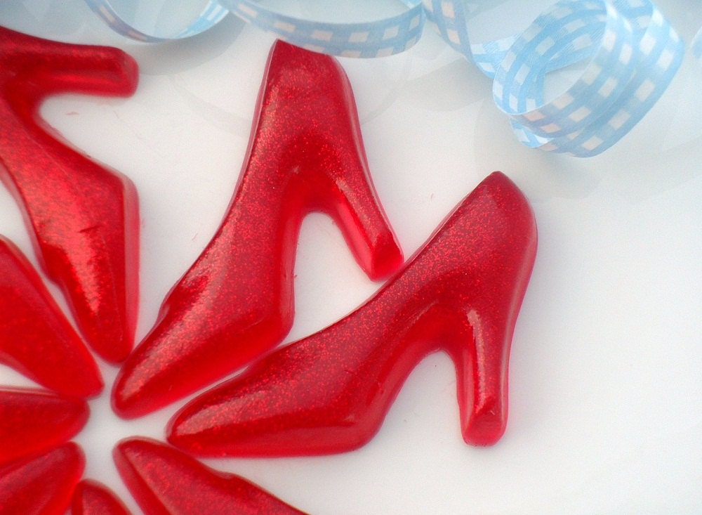 10 heels soap favors 20 soaps total high heel shoes