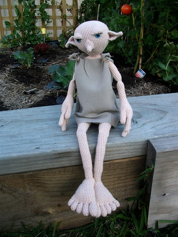 house elf amigurumi crochet pattern