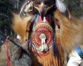 Golden Eagle Totem