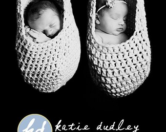 Free Crochet Pattern Hanging Cocoon : Popular items for newborn cocoon on Etsy