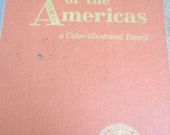 Indians of the Americas 1957 A Historical Panorama