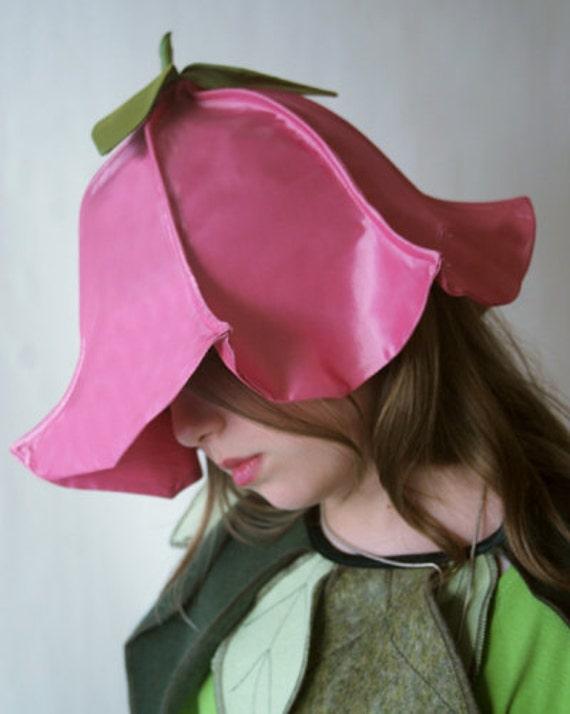 Flower Fairy Hat Pattern
