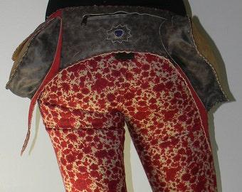 Waist Bag - Burning man - Belt Pouch - Festival belt - hip belt - travel pouch belt