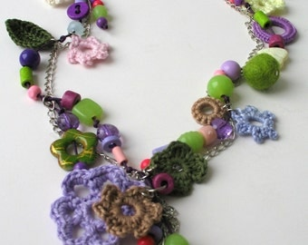 SALE - The Magic of Colors Necklaces Collection