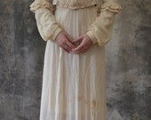 Victorian steampunk blouse and skirt