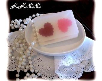 Lovely Hearts Soap